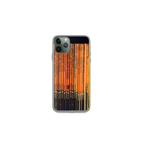 Impulse Vintage Spine iPhone 12 Case