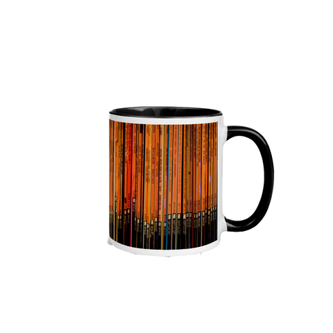 Impulse Vintage Spine Mug
