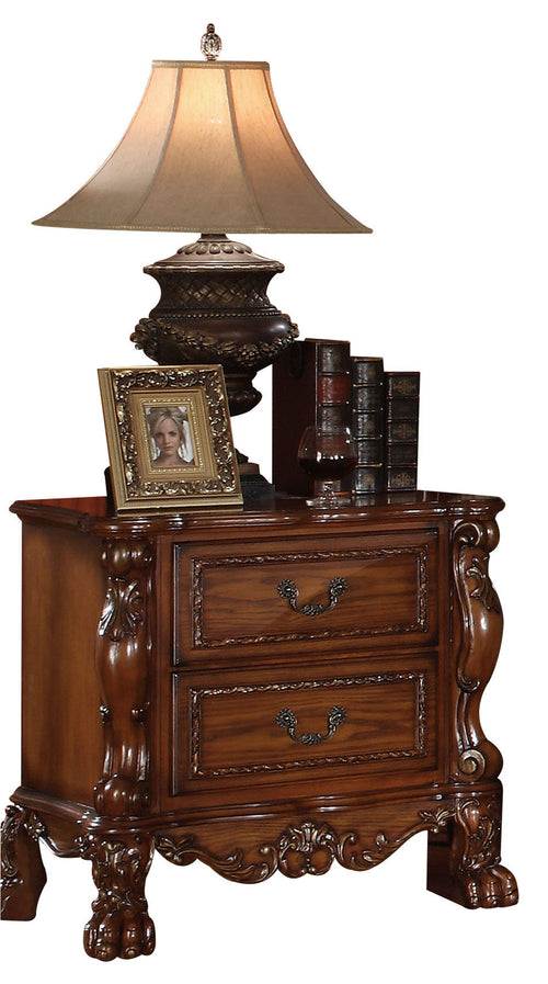 Dresden Cherry Oak Nightstand image