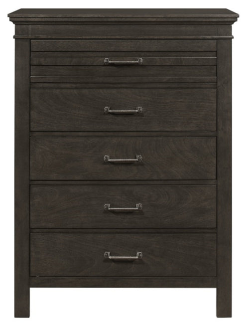 Homelegance Blaire Farm Chest in Saddle Brown Wood 1675-9 image