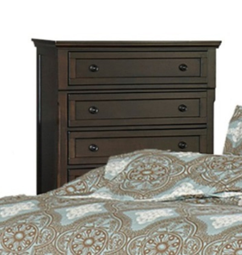 Homelegance Begonia Chest in Gray 1718GY-9 image