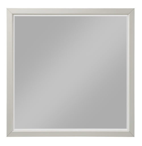 Homelegance Wellsummer Mirror in Gray 1803GY-6 image