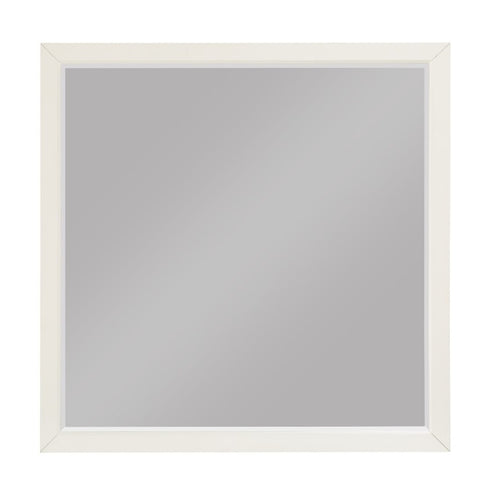 Homelegance Wellsummer Mirror in White 1803W-6 image
