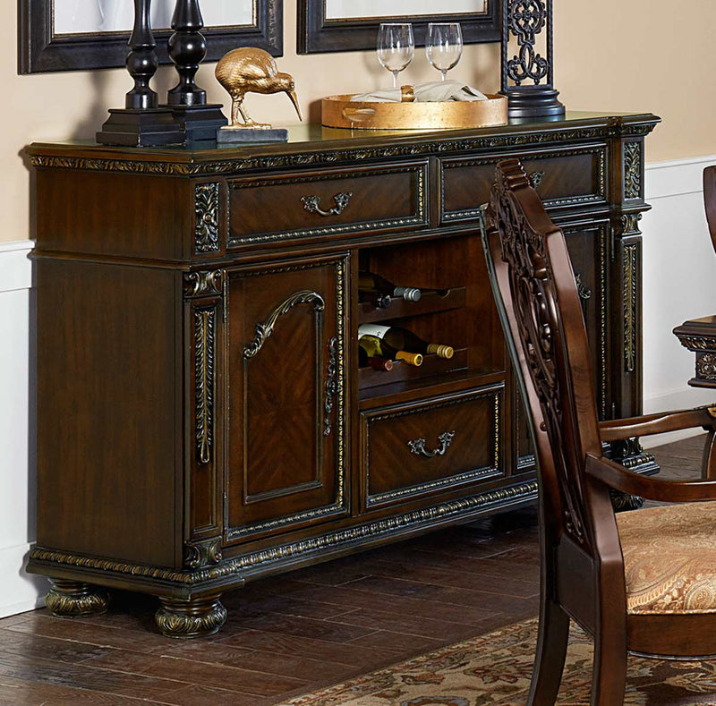 Homelegance Catalonia Server in Cherry 1824-40 image