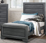 Homelegance Beechnut Twin Bed in Gray 1904TGY-1 image
