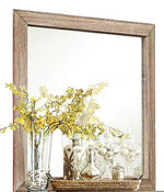 Homelegance Beechnut Mirror in Natural 1904-6 image