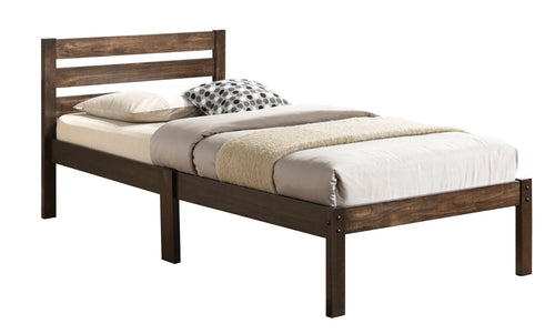 Donato Ash Brown Twin Bed image