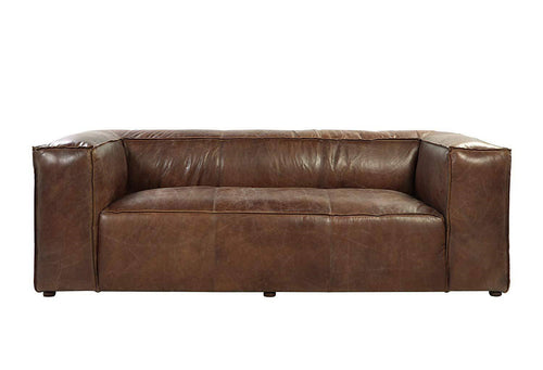 Acme Furniture Brancaster Sofa in Retro Brown 53545 image