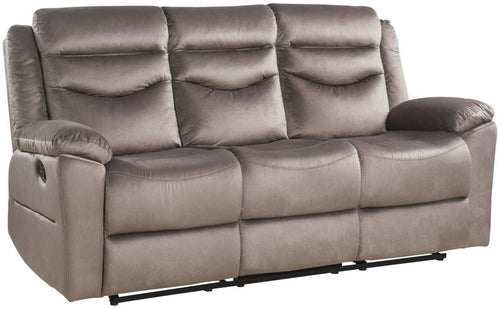 Acme Furniture Fiacre Motion Sofa in Brown 53665 image