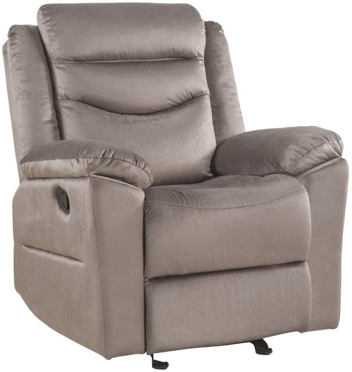 Acme Furniture Fiacre Glider Recliner in Brown 53667 image