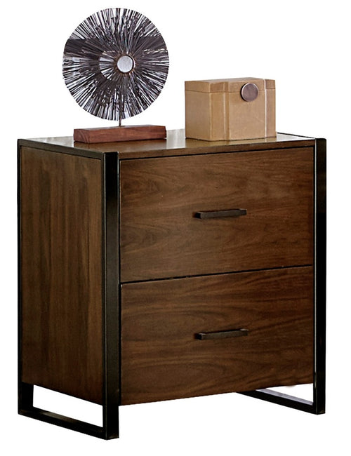 Homelegance Sedley File Cabinet in Walnut 5415RF-18 image