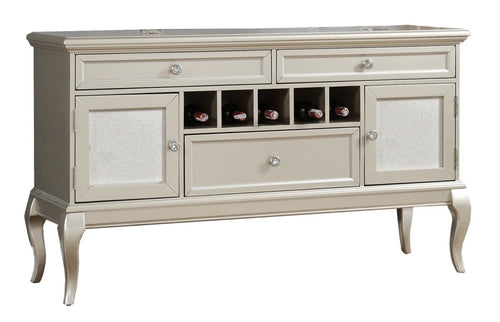 Homelegance Crawford Buffet/Server in Silver 5546-55 image