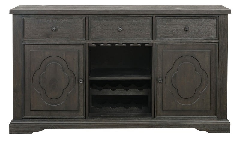 Homelegance Arasina Server in Dark Pewter 5559N-40 image