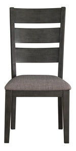 Homelegance Baresford Side Chair in Gray (Set of 2) image