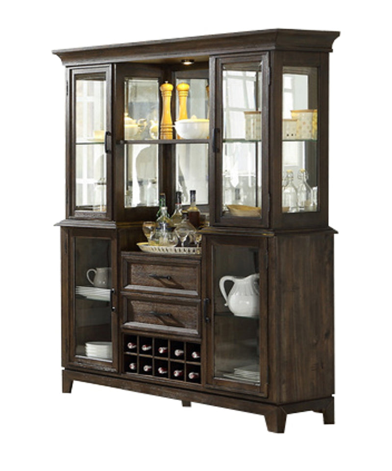 Acme Furniture Jameson Hutch & Buffet in Espresso 62323 image