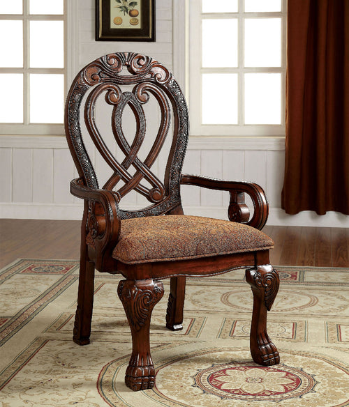 WYNDMERE Cherry Arm Chair (2/CTN) image