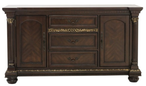 Homelegance Russian Hill Buffet/Server in Cherry 1808-55 image