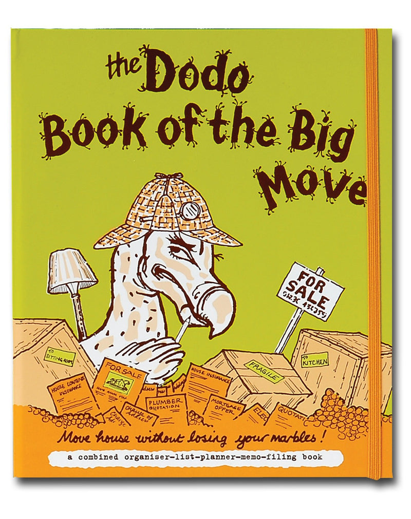 The Dodo Book Of The Big Move