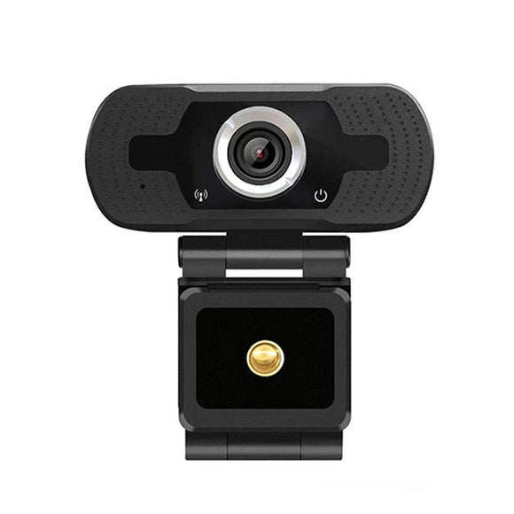 Webcam1080P 1920 * 1080 I 30FPS Sensor I Eingebautes Mikrofon Webcam - Electro2GO