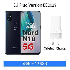 OnePlus Nord N10 5G 6GB 128GB Snapdragon 690 Smartphone 90Hz Display 64MP QuadCam NFC