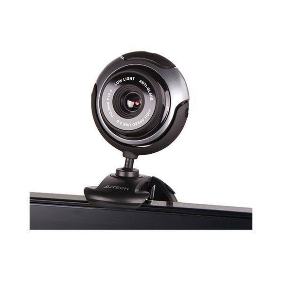 A4TECH PK-710G Anti-glare Webcam HD Webcam Web Camera USB 2.0 Kamepa Digital Cameras with Built-in Sound Microphone for Computer Laptop