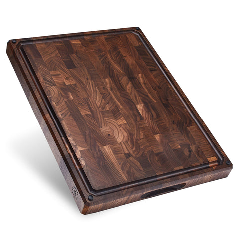 Buy the Walnut Wood Cutting Board - Kitchen Tribe Marketplace