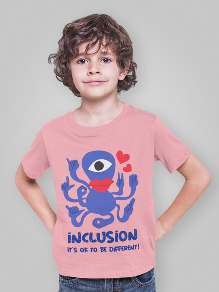 Inclusion Kids' Premium T-Shirt