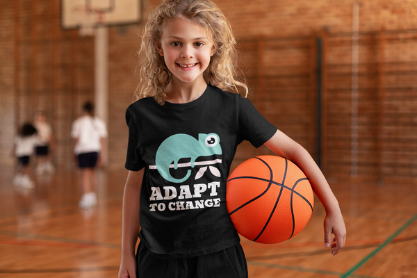 Adapt to Change Kids' Premium T-Shirt