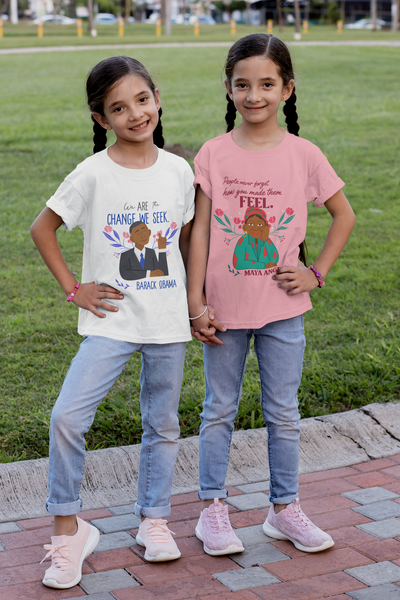 Maya Angelou Kids' Premium T-Shirt
