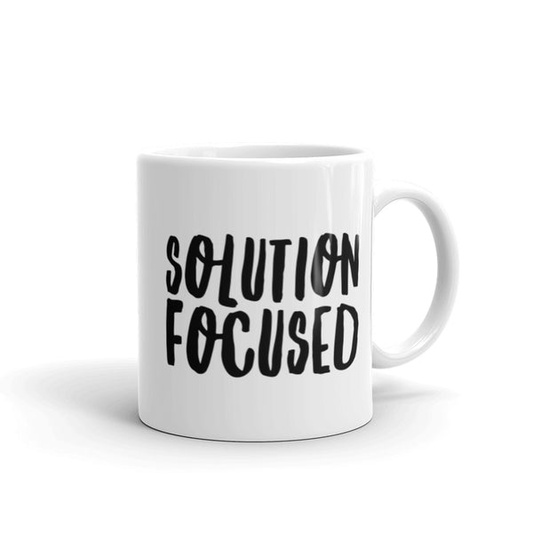Solution Focused Mug