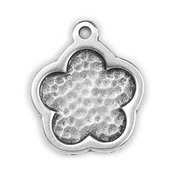 Pendant Flower 23 x 27mm