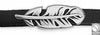 Feather 21x7,3 mm, diam. 5 mm