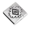 Magnetic Clasp Boho for 20x2.5mm, 22 x 22.7 mm