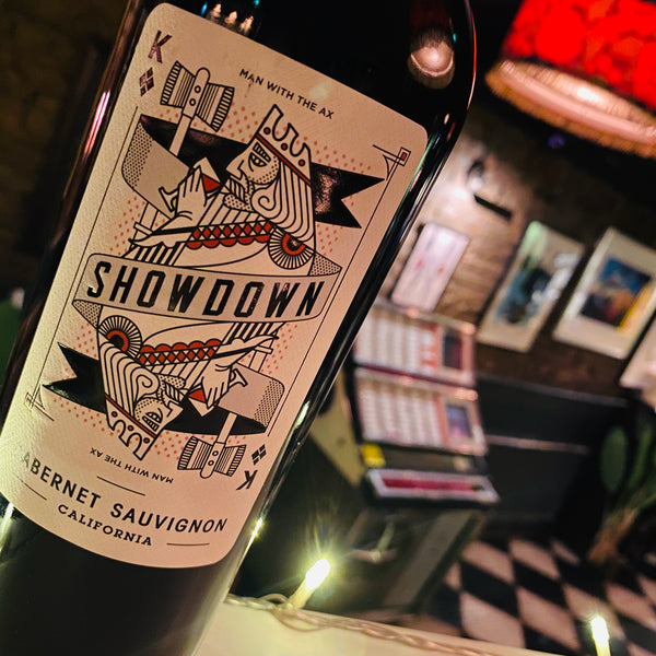 Showdown, 'Man with the Ax' Cabernet Sauvignon