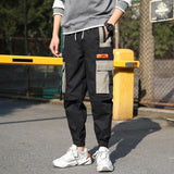 New 2020 Casual Pants Men Fashion track Cargo Pants Ankle-Length military Spring Trousers Men pantalon hombre