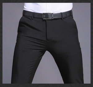 MRMT 2020 Brand Men's  Trousers new business leisure straight-box suit trousers men's casual trousers  trousers