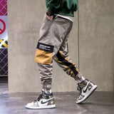 New Multi Pockets Cargo Harem Jogger Pants Men Hip Hop Fashion Casual Track Trousers Streetwear Harajuku Hipster Sweatpants