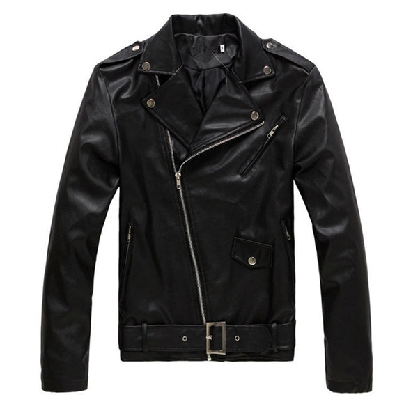 MRMT 2020 brand men's jacket spring and autumn new leather jackets Overcoat For Male Outer Wear Clothing Garment