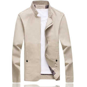 MRMT 2020 Brand Men'S Jackets Fashion Leisure Stand Collar Overcoat For Male Jacket Outer  Wear Clothing