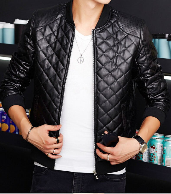 MRMT 2020 New Men's Jacket Leather Jacket Men's Leather Jacket Men's Clothing