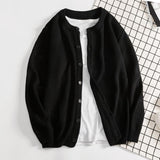 MRMT 2020 Brand Autumn New Men's Jackets Sweater Knitted Cardigan Overcoat for Male Sweater Jacket