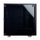 Corsair Carbide 275R Black ATX Mid-Tower Case. Side Window. No Top magnetic mesh filter. Two Years Warranty (LS)