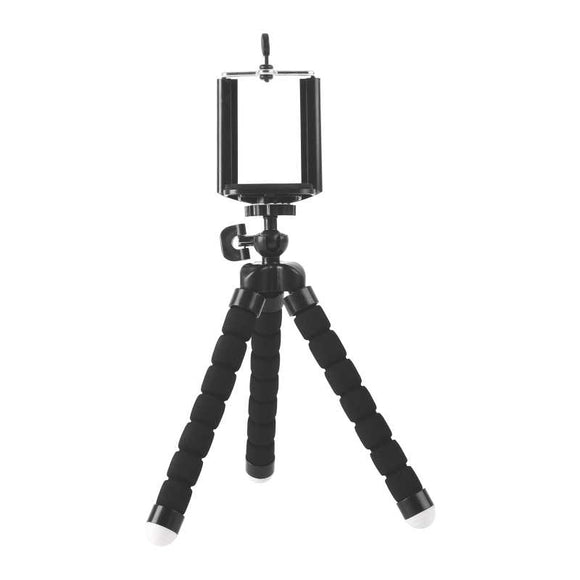 Brateck Universal Flexible Mini Tripod Stand Mount Holder For Smartphone  Camera(LS)