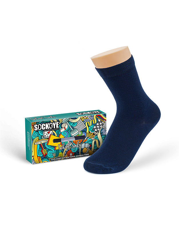 Blue Socks Pack of 3