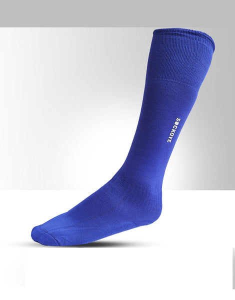 Blue Football Socks