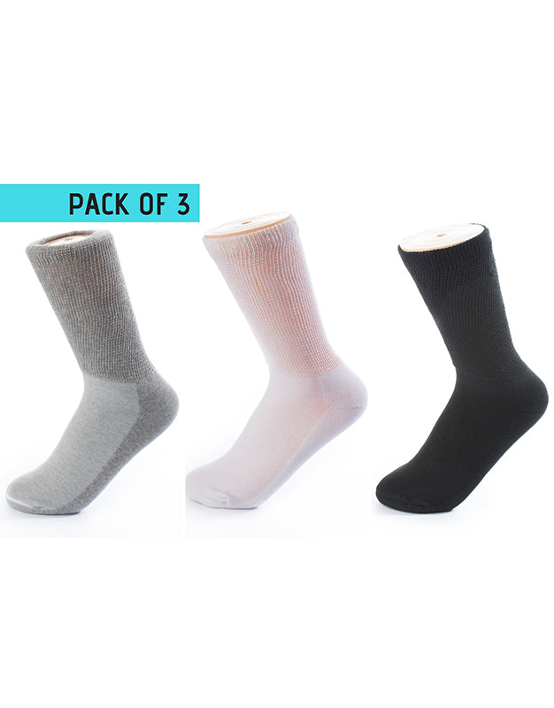 Diabetic Socks Pack of 3
