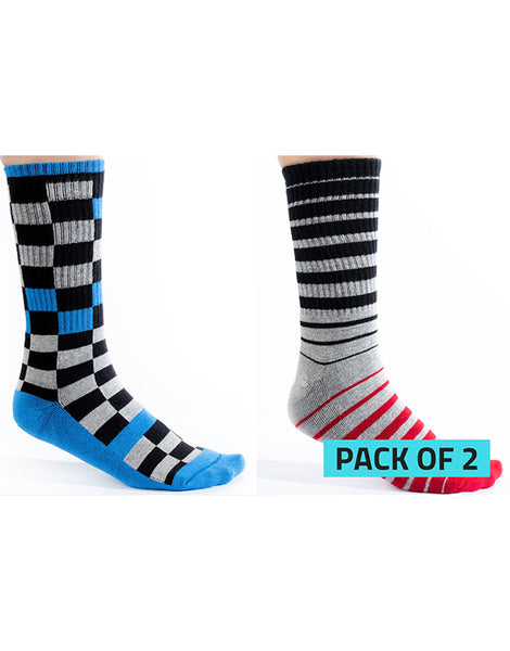 Funky Socks Pack Of 2