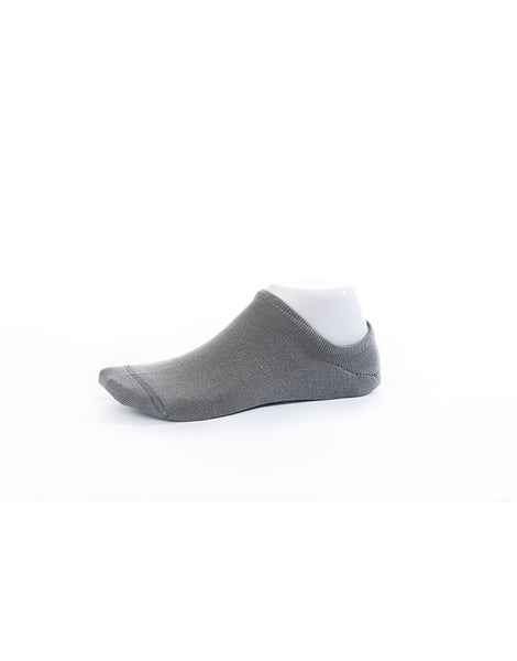 No Show Socks-Shark Skin