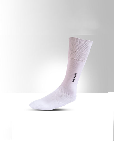 White Football Socks