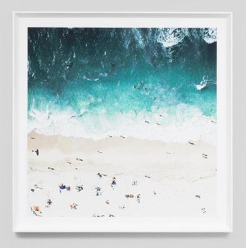 Beachside Framed Photograph